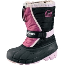 SOREL Flurry TP Prairie Rose,Black