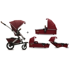 JOOLZ GEO Earth II Twin Lobster Red