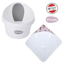 SHNUGGLE + LODGER Set Toddler Nocture