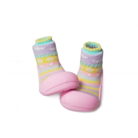 ATTIPAS Attibebe Pink velikost XL