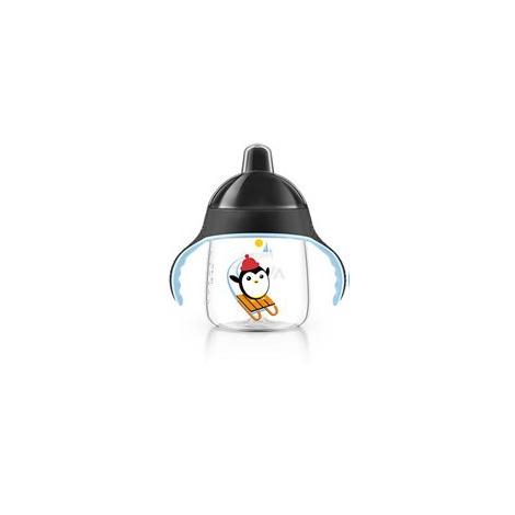 AVENT Hrníček pro první doušky Premium 260 ml černá