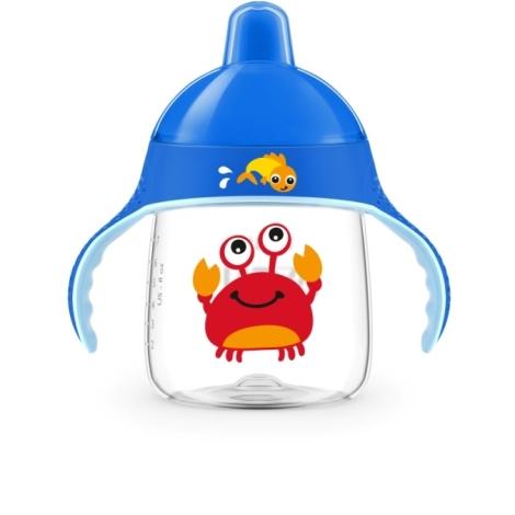 AVENT Hrníček pro první doušky Premium 260 ml krab
