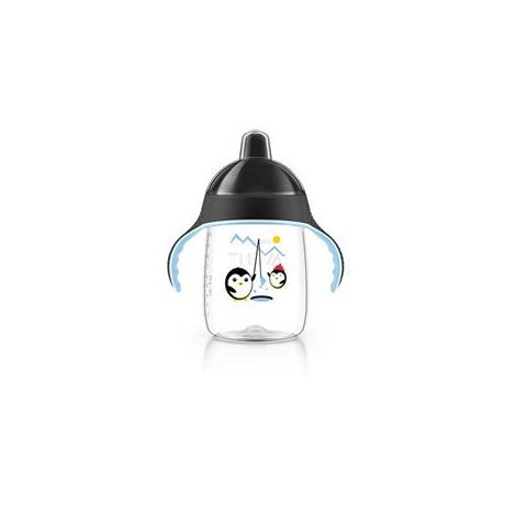 AVENT Hrníček pro první doušky Premium 340 ml černá
