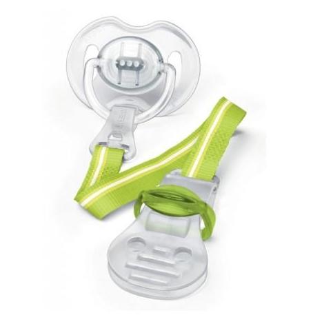 AVENT klip na šidítko, zelený
