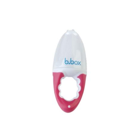 B.BOX Dětská krmící síťka růžová