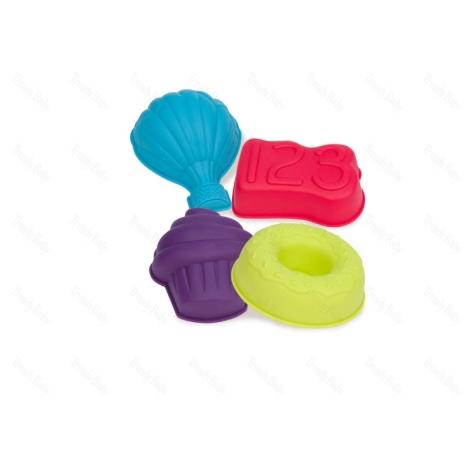 B.TOYS Formičky na písek Sea Shellies balón