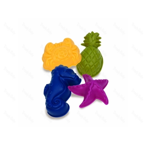 B.TOYS Formičky na písek Sea Shellies mořský koník