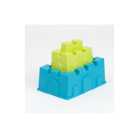 B.TOYS Formičky pro stavění hradu z písku Catla-blanca modrá