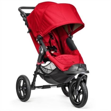 BABY JOGGER City Elite Red