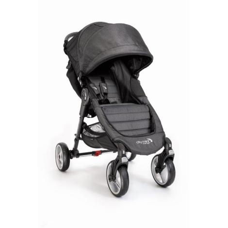 BABY JOGGER City Mini 4 kola Black/Gray