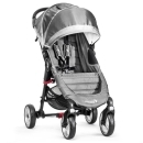 BABY JOGGER City Mini 4 kola Steel Gray
