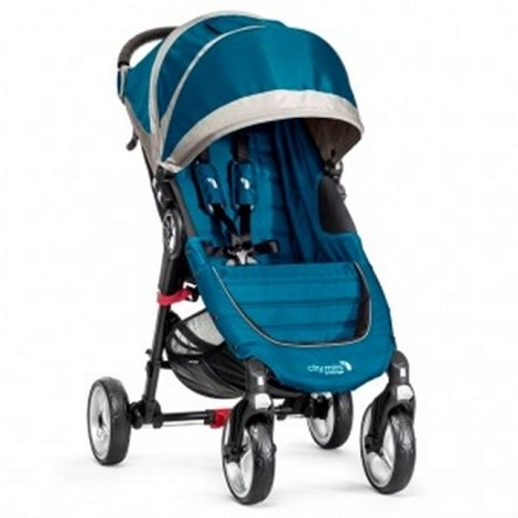 BABY JOGGER City Mini 4 kola Teal/Gray
