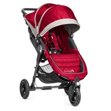BABY JOGGER City Mini GT Crimson/Gray