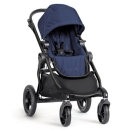BABY JOGGER City Select Black/Cobalt