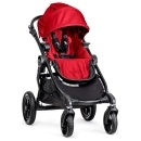 BABY JOGGER City Select Black/Red