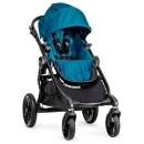 BABY JOGGER City Select Black/Teal
