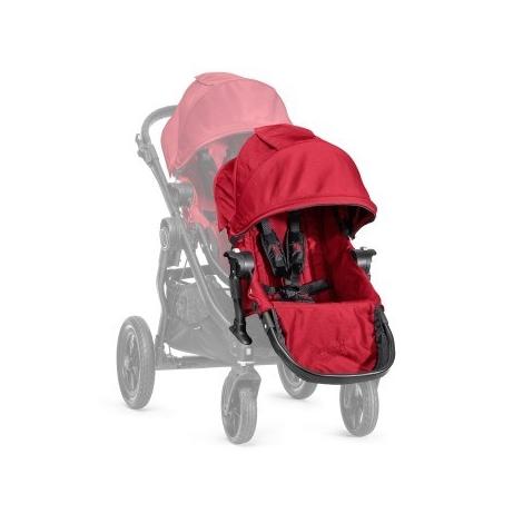 BABY JOGGER Doplňkový sedák City Select Red