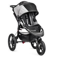 BABY JOGGER Summit X3 Black/Gray