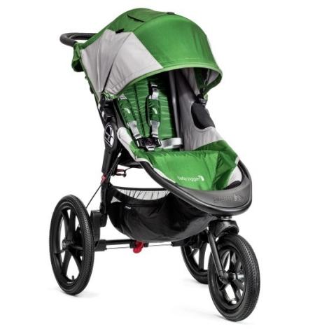 BABY JOGGER Summit X3 Green/Gray