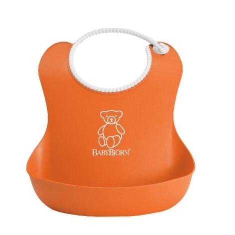 BABYBJÖRN Bryndák měkký bez PVC Oranžová