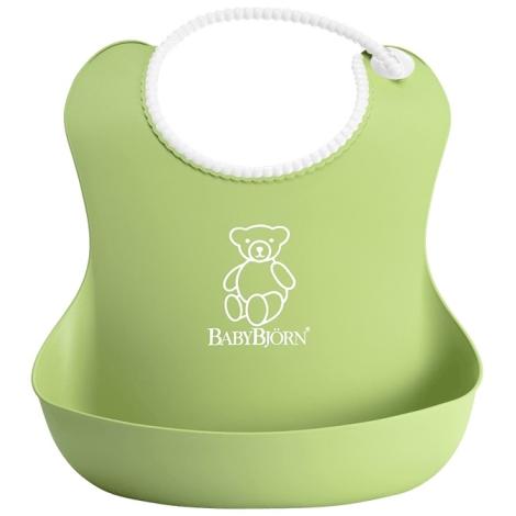 BABYBJÖRN Bryndák měkký bez PVC Zelená