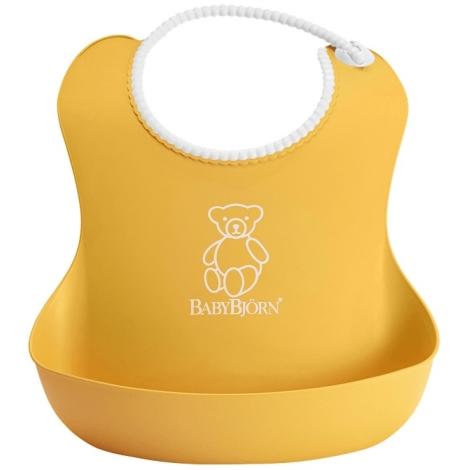 BABYBJÖRN Bryndák měkký bez PVC Žlutá