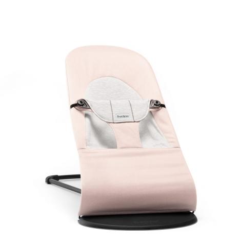 BABYBJÖRN lehátko BALANCE Soft Cotton Jersey Light Pink/Grey