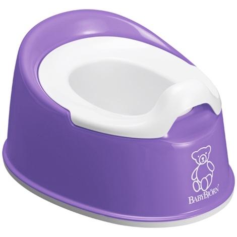 BABYBJÖRN Nočník Smart Purple