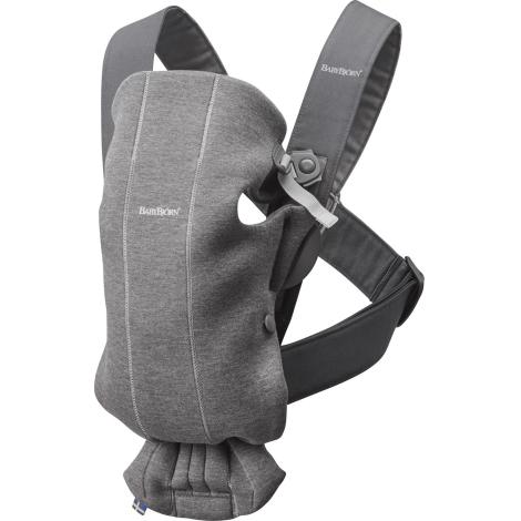BABYBJÖRN Nosítko Mini Dark Grey 3D Jersey