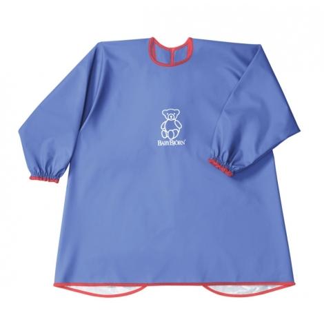 BABYBJÖRN Zástěrka na hraní a krmení (8měs-3roky) Smock Blue