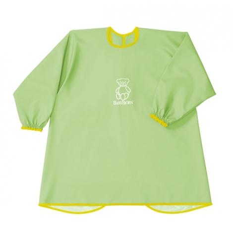 BABYBJÖRN Zástěrka na hraní a krmení (8měs-3roky) Smock Green