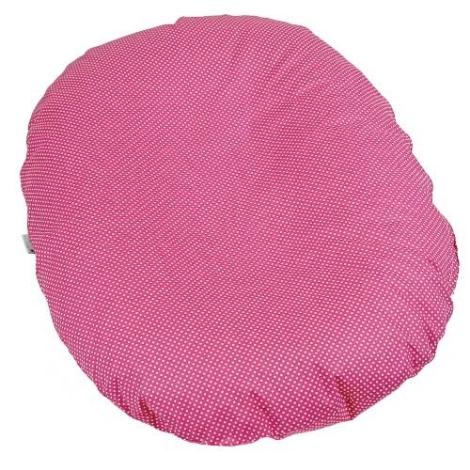 BABYRENKA Kojenecký relaxační polštář Dots Pink