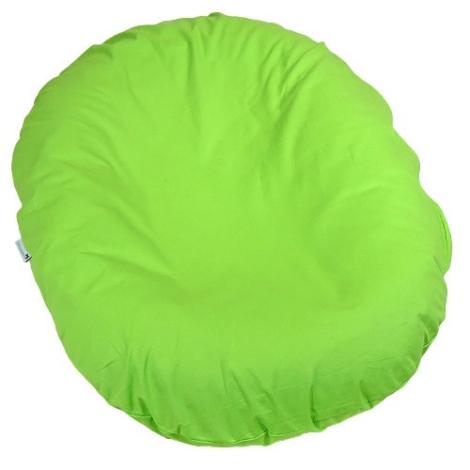 BABYRENKA Kojenecký relaxační polštář Lime