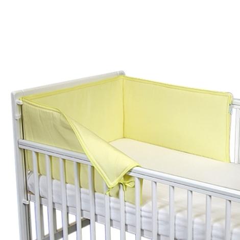 BABYRENKA límec rovný Uni yellow 180cm
