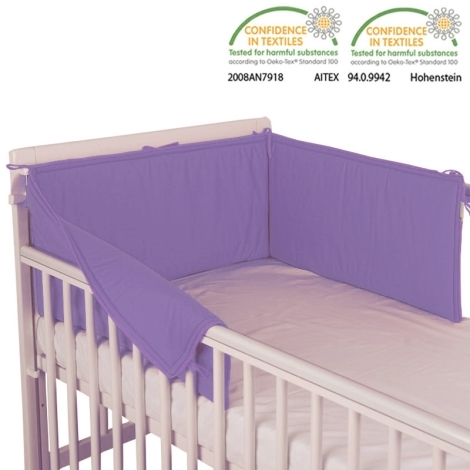 BABYRENKA límec rovný violet 180cm