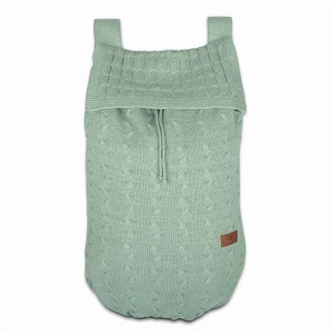 BABYS ONLY Cable Uni Bag Taška na postýlku Mint