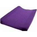 BABYS ONLY Cable Uni Changing Pad Cover Povlak na přeb. podložku Purpl