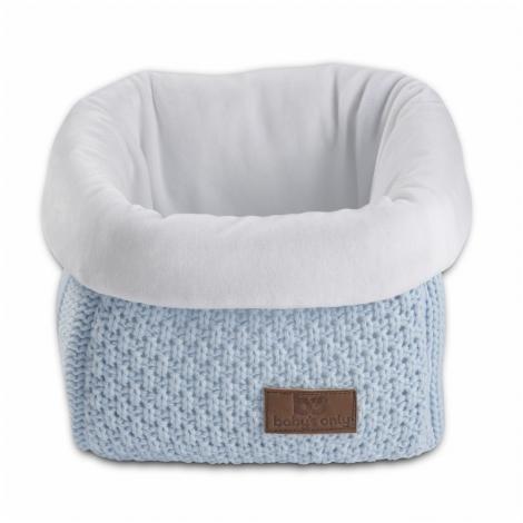 BABYS ONLY Robust Basket Koš na skladování Baby Blue