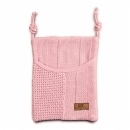 BABYS ONLY Robust Decoration Bag Taška na postýlku Baby Pink