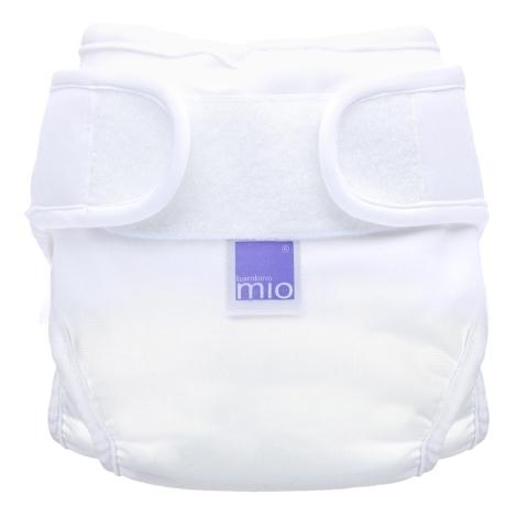 BAMBINOMIO plenkové kalhotky bílé , velikost 1 (do 9 kg)