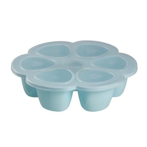 BEABA Multi-dávkovač na jídlo 6x150 ml modrý