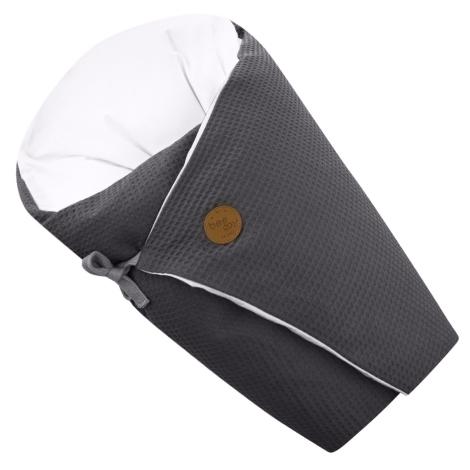 BEEMY Zavinovačka péřová Deluxe Grey