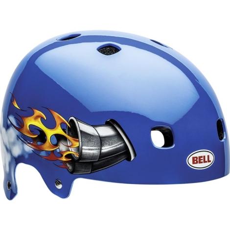 BELL Segment JR-blue nitro