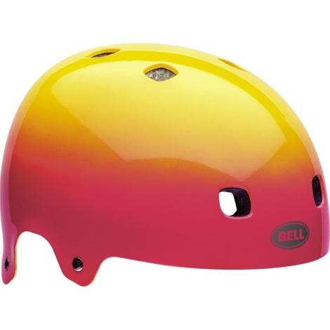 BELL Segment JR-pink/yellow comet-XS