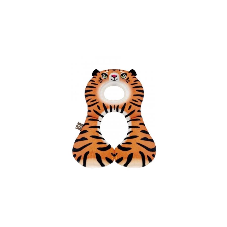 78a59e73096 BENBAT nákrčník s opěrkou hlavy 1-4 roky tygr