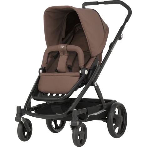 BRITAX Go Kočárek Wood Brown