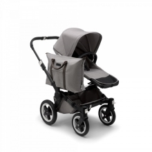 BUGABOO Donkey2 Duo Style Set Complete Mineral Light Grey