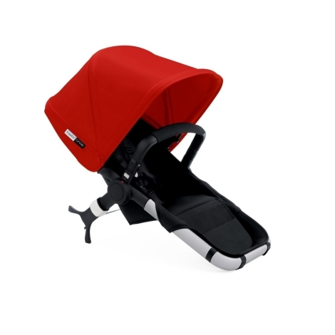 BUGABOO Runner Sedák+ Black/Red
