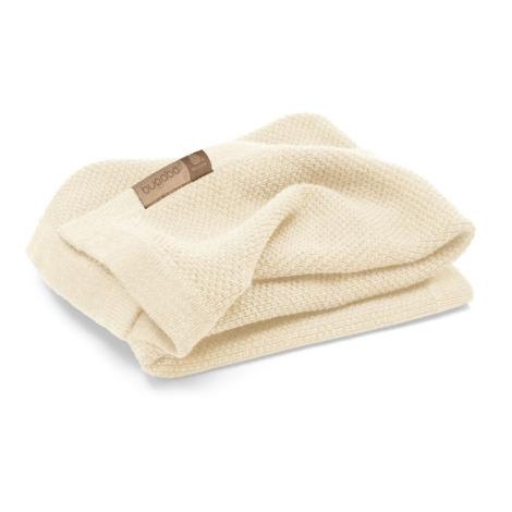 BUGABOO Vlněná deka Ivory