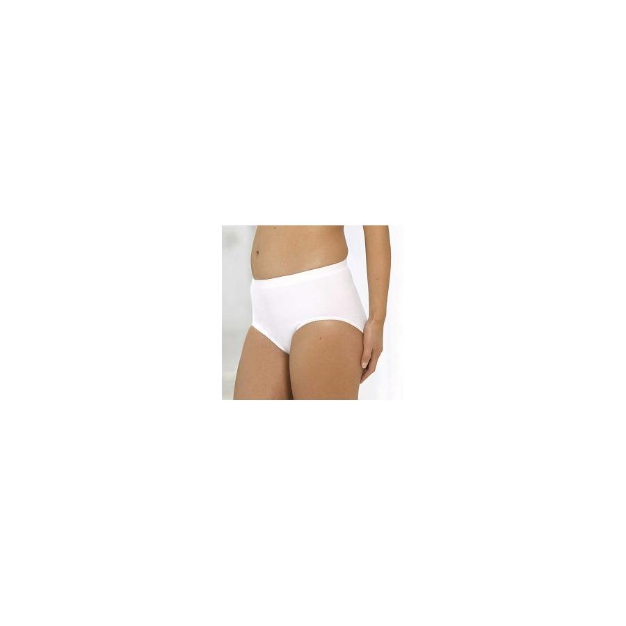 CARRIWELL kalhotky po porodu stahovací bílé S  55de139665